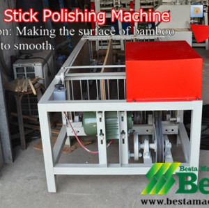 Stick Polishing Machine