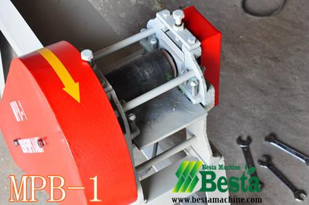 MPB-1 Thinner Strip Layering Machine