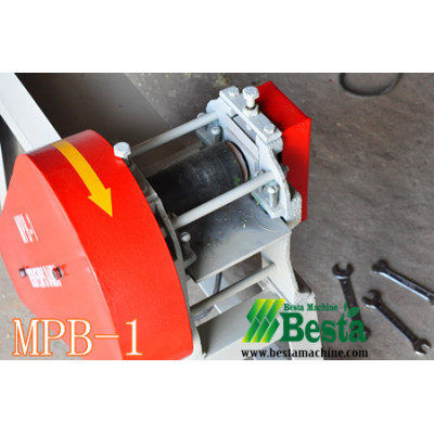 MPB-1 Thinner Strip Layering Machine