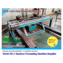 Strand Woven Bamboo Flooring Machine, Demolding Machine