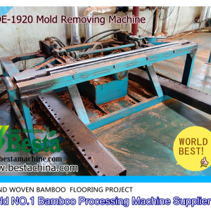 Demolding Machine, Bamboo Flooring Machine