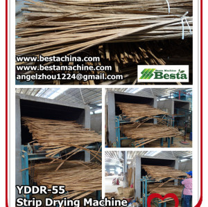 YDDR-55 Strip Drying Machine,Strand Woven Flooring Machine