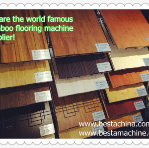 Bamboo Flooring Machine Supplier-whole package plan