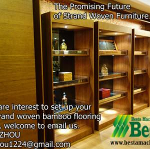 Bamboo Flooring Machine Supplier