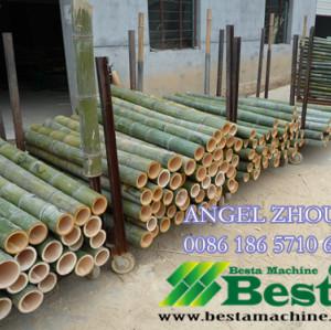Raw Bamboo Sawer