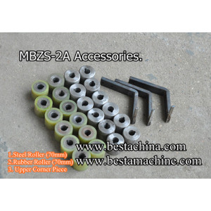 MBZS-2A Accessories