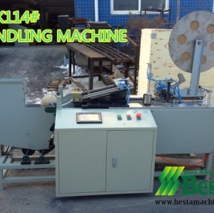 Ice-cream Stick Bundlling Machine BDK114#