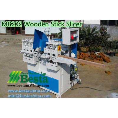 Bigger Wooden Stick Making Machine MB202