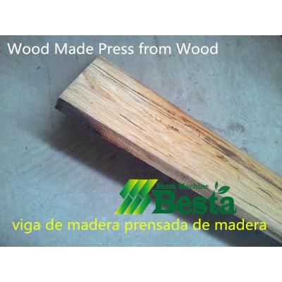 bambú máquina