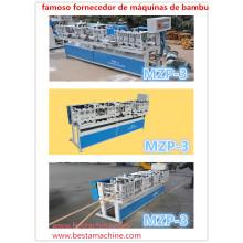 máquina de procesamiento de tira de bambú