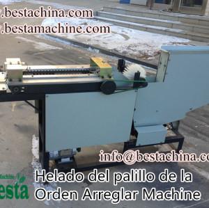 Helado del palillo de la Orden Arreglar Machine