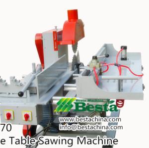 Wood Slide Table Sawing Machine