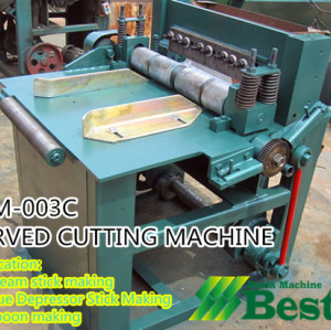 Carved Cutting Machine, Ice cream Stick Mahcine