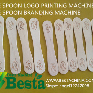 Ice Spoon Branding Machine LY-1S