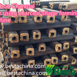 Bamboo Charcoal Making Machine