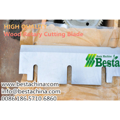 Wood Rotary Cutting Blade (Spare Parts)