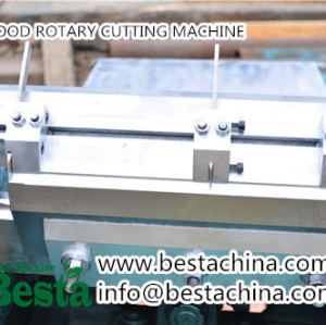 Wood Ice cream stick making machines