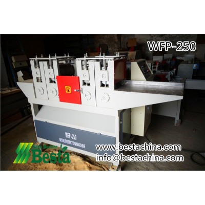 Wood Dissection Machine