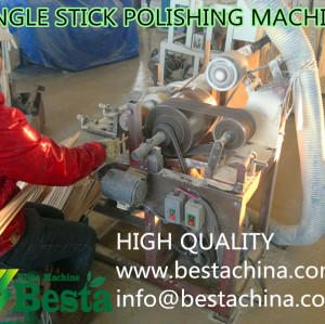 Single Stick Polishing Machine