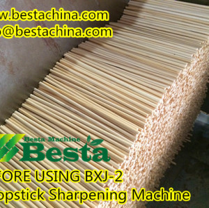 Chopstick Sharpening Machine