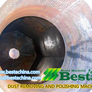 Tongue depressor stick Polishing and Dusts Removing Machine (hig quality)