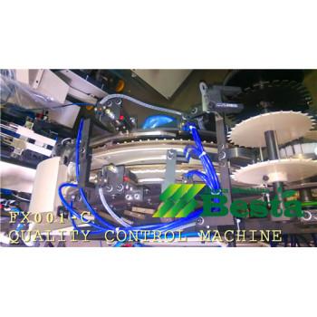 ICE CREAM STICK QUALITY CONTROL MACHINE
