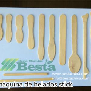 máquina de helados stick