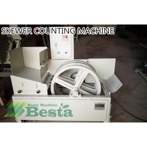 Skewer Counting Machine