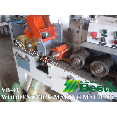Wooden Stick Making Machine