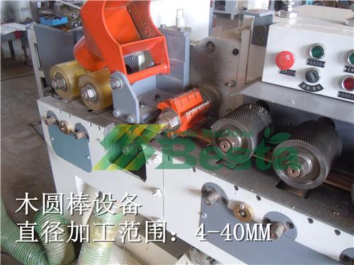 木圆丝设备 木圆棒机械