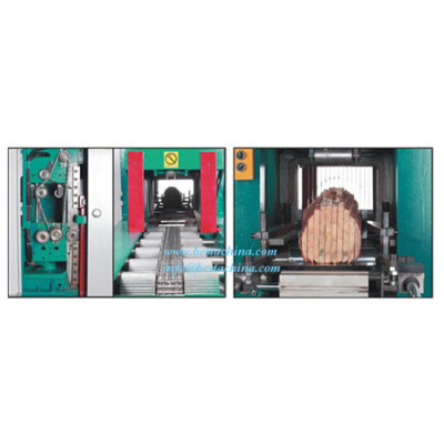 WOOD FRAME SAWING MACHINE