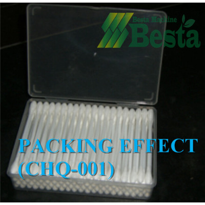 Fully automatic cotton bud machine, swab machine