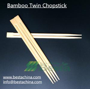 竹双生筷设备