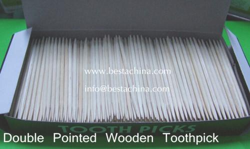 Wooden Toothpick Sharpening Machine