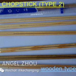Wooden Chopstick Making Machine