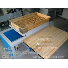 Para palillo máquina organizar, máquinas palillo de dientes, el bambú y la máquina palillo de madera