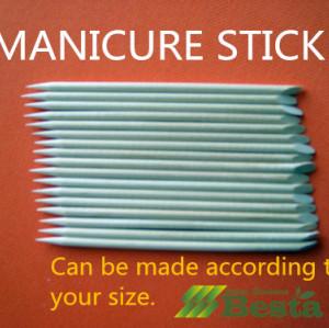 wooden manicure stick making machine