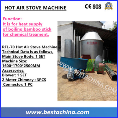 Hot air stove machine, drying machine (RFL-70)