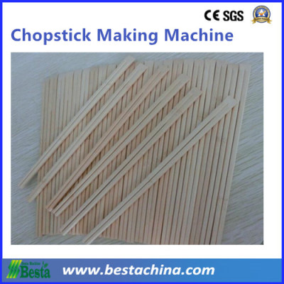 Chopstick Making Production Line, Wooden Chopstick Machines