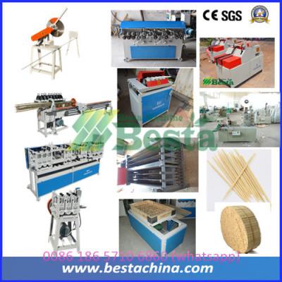 Bamboo Toothpick Machine