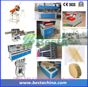 Bamboo Toothpick Machine Production Line