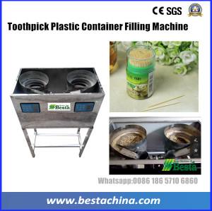 Toothpick Plastic Container Machine