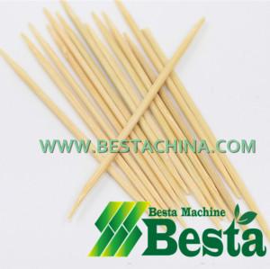 Round bamboo Stick Making Machine (MBZS-5)