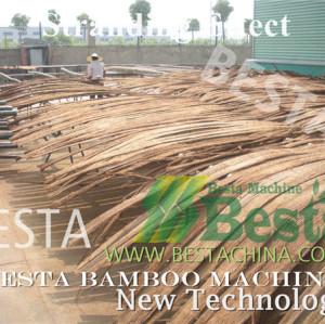 Bamboo Expanding and Stranding Machine