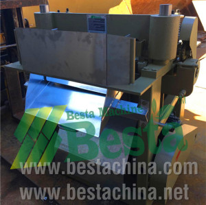 Tongue depressor stick making machine, carved cutting machine