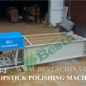Chopstick Polishing Machine, Chopstick making machine