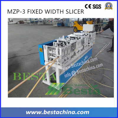 Fixed Width Slicer, Bamboo Strip Slicing Machine (MZP-3)