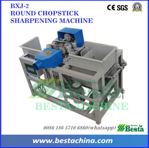 Round Bamboo Chopstick Making Machine, Chopstick Machine