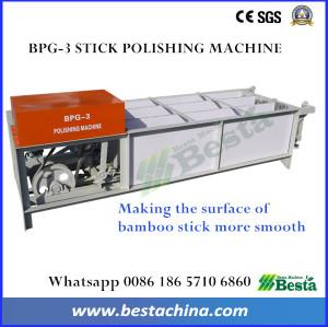 Bamboo Stick Polishing Machine, Bamboo Stick Machine