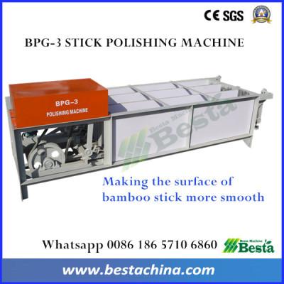 Stick Polishing Machine,Bamboo Stick Making Machine